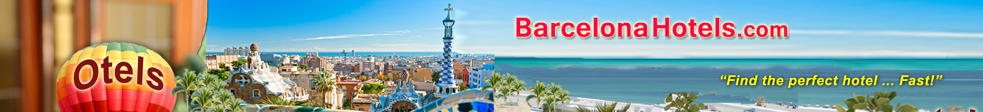 Barcelona Hotels and Tourism Ideas